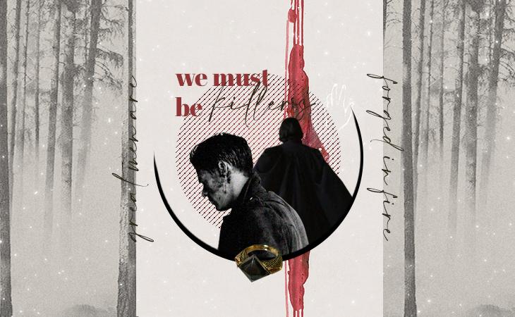 WE MUST BE KILLERS