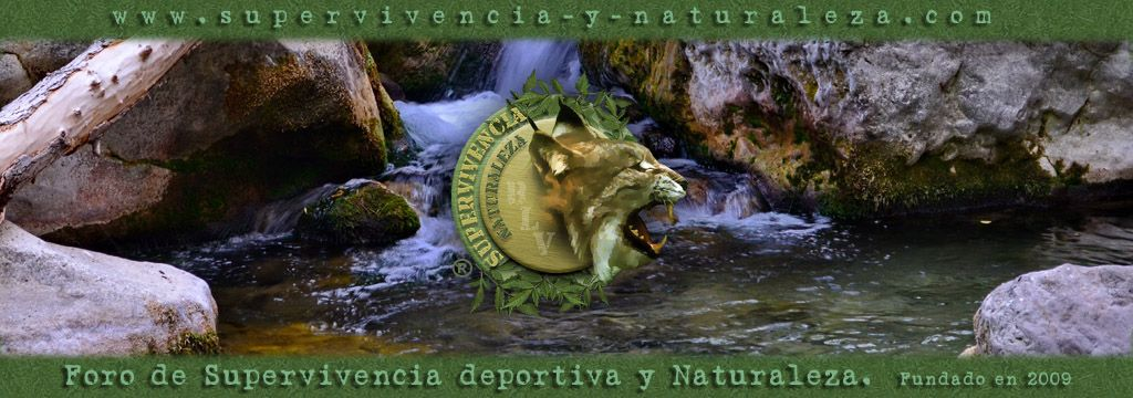 Supervivencia y Naturaleza (Survival & Nature).