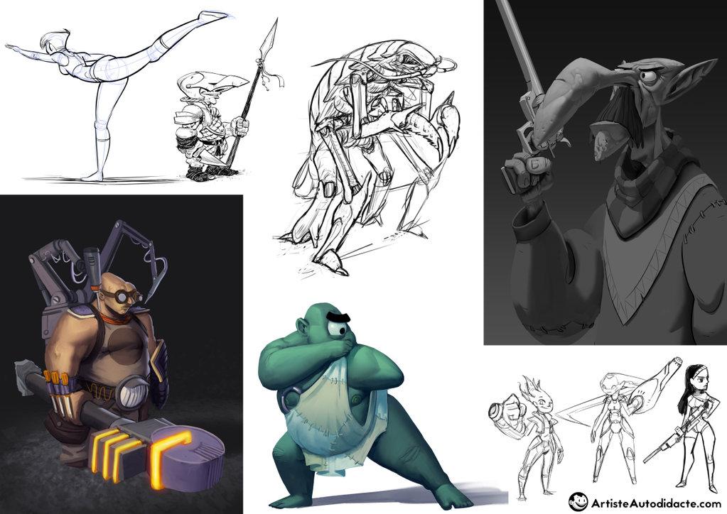 [Promo] Apprendre le dessin avec l'Artiste Autodidacte Artiste_autodidacte_by_richardvatinel-dc0wpi3