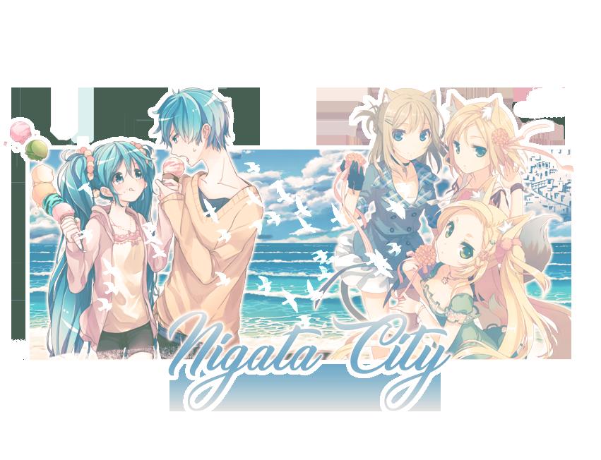 Nigata City