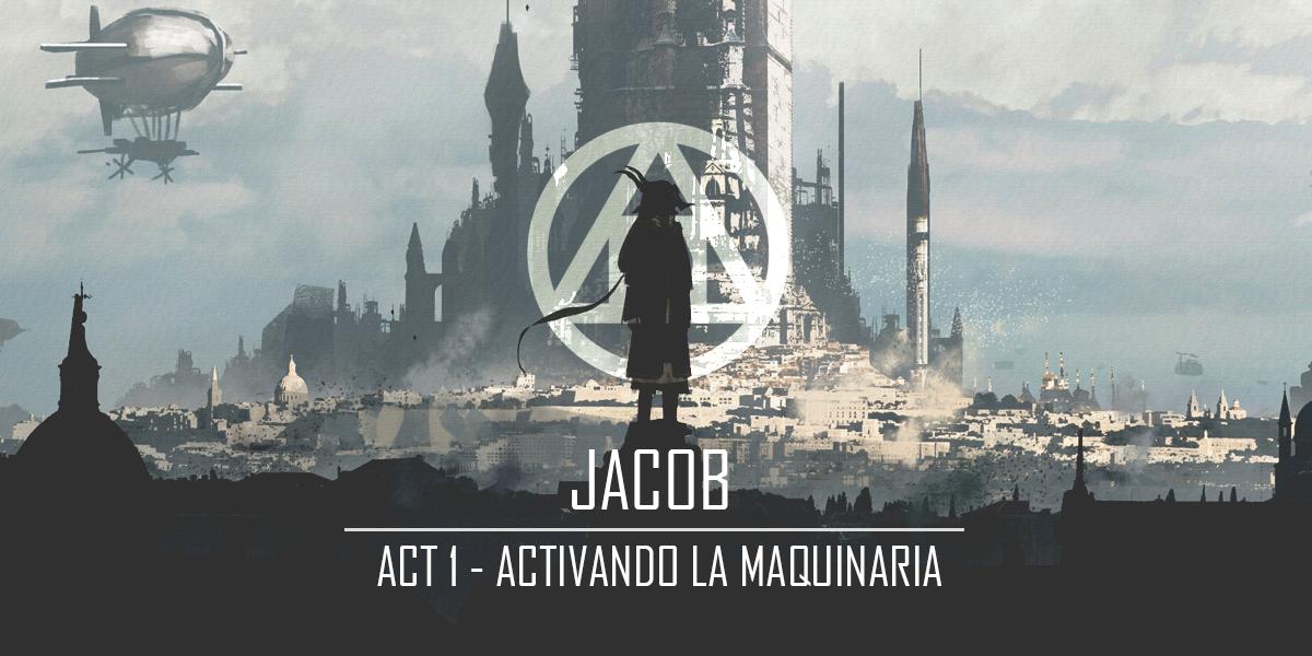 Liga de aventurero: Jacob