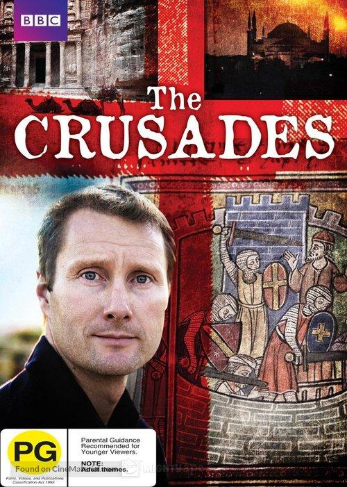 LAS CRUZADAS BBC (2012) The-crusades-new-zealand-dvd-cover