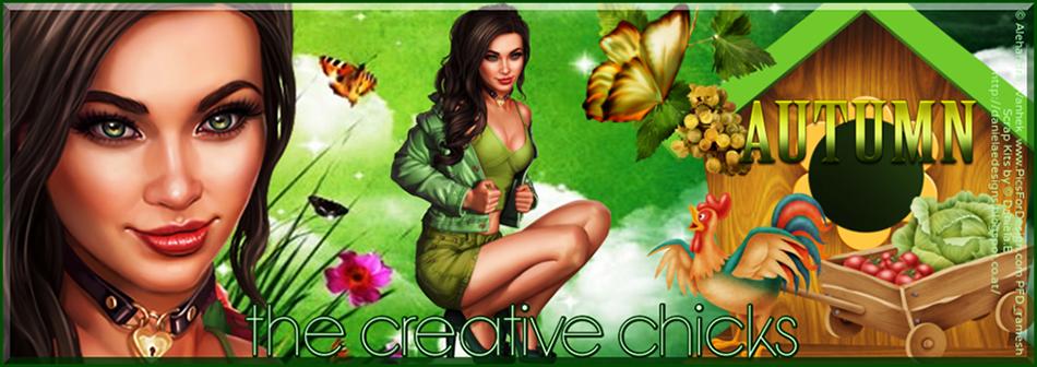 The Creative Chicks PSP Forum