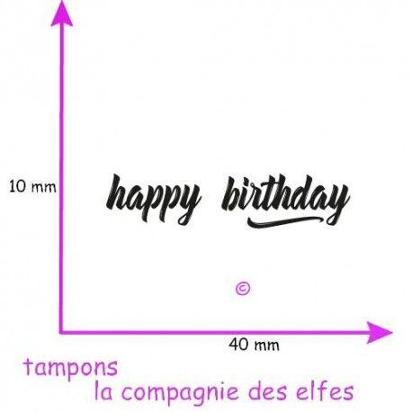 Cartes de Février 2018 Tampon-happy-birthday-non-monte