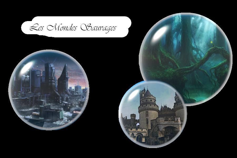 Les Mondes Sauvages - Forum RPG