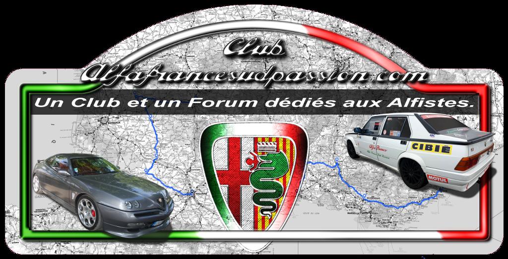 Alfa France Sud Passion