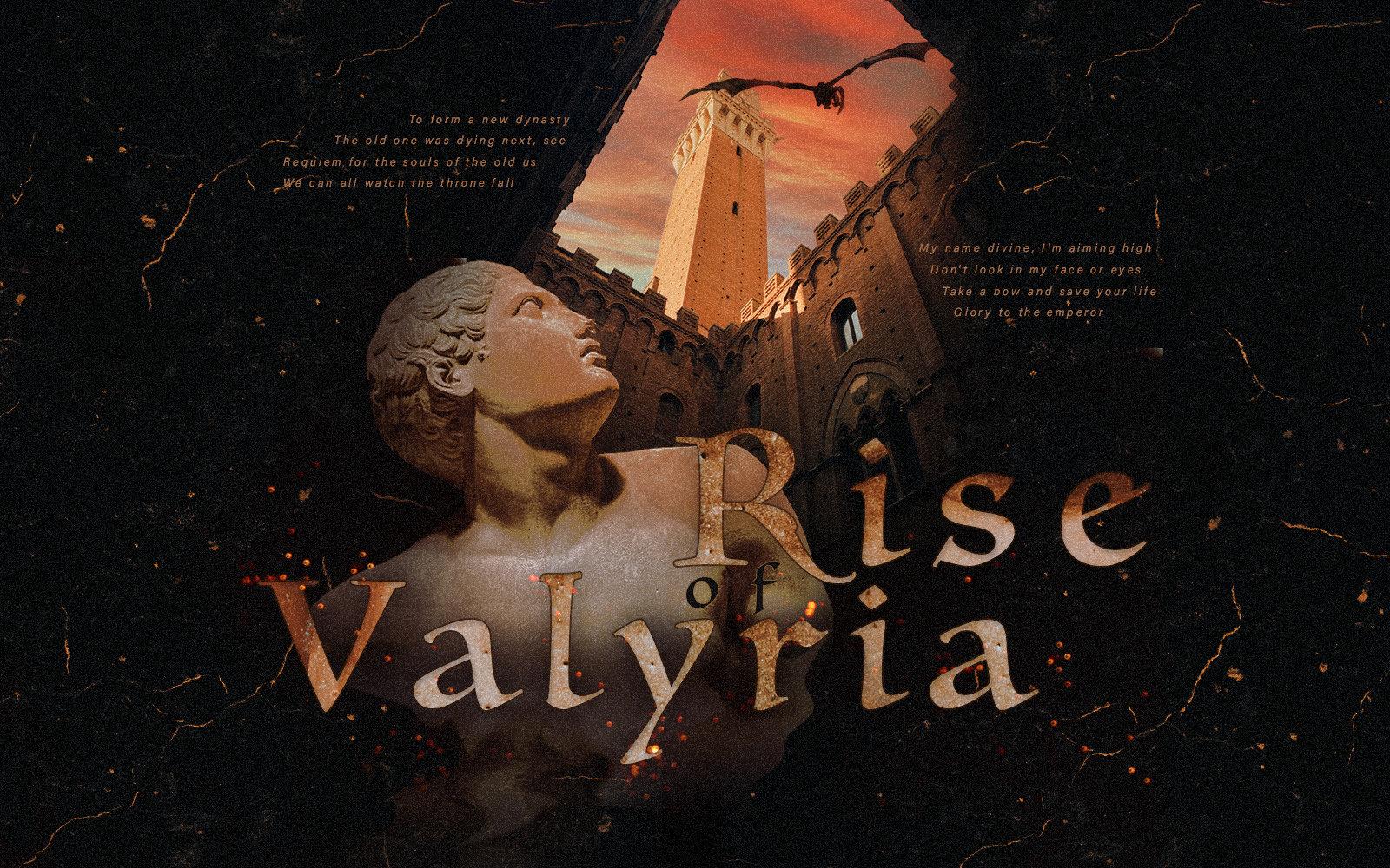 Rise of Valyria - Sīmonagon hen Valyria