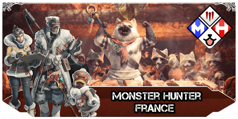 Monster Hunter France Forum : Professeur Felyne