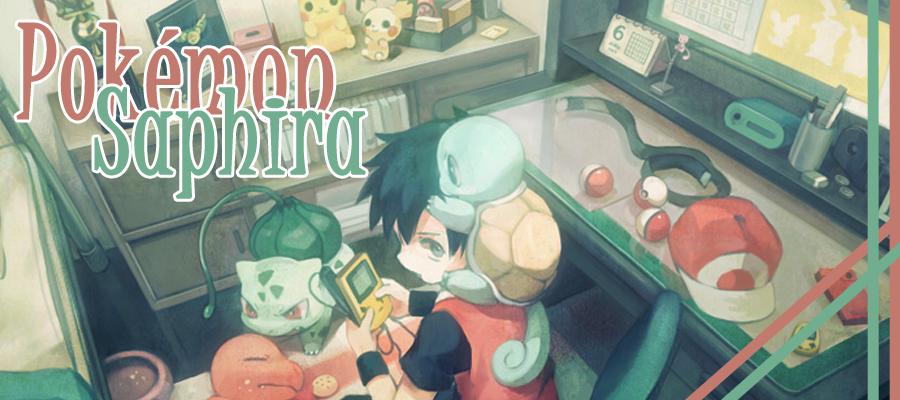 Pokemon Saphira MMO