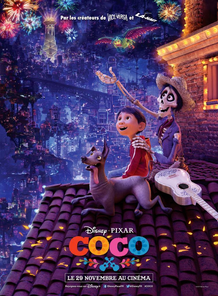 Coco [Pixar - 2017] DJwbhPdUEAEONMx