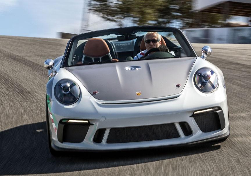 Porsche 911 Speedster type 991 Stuttcars-180927-andreas-preuninger-copyright-porsche