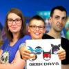 Family Geek au Geek Days Lille