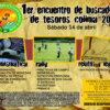1ER ENCUENTRO DE BUSCADORES DE TESOROS COLIMA 2018