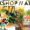 Workshops / Ateliers 3 sessions