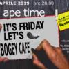 26 Aprile: il venerdì del Bogey di Parma
