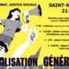 Journée d'action pour le climat