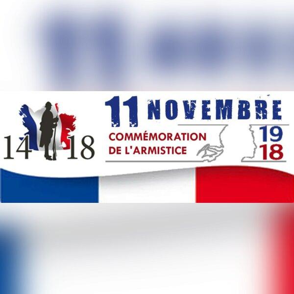 Commémoration du 11 novembre 2019 - img