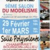 9e Salon Maquettes BOURGOIN-JALLIEU (38)