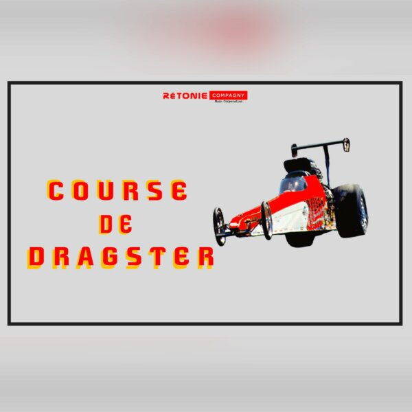 COURSE DE DRAGSTERS - img
