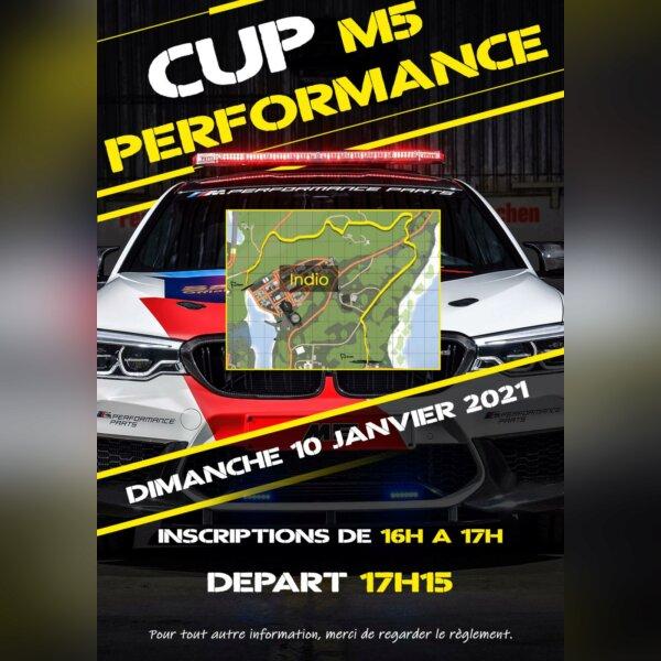 Cup BMW M5 (Rallye) - img