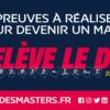 Jeux des Masters