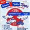 CAMARO-FIREBIRD NIGHT @ MARK's Cruise, E.Granby CT