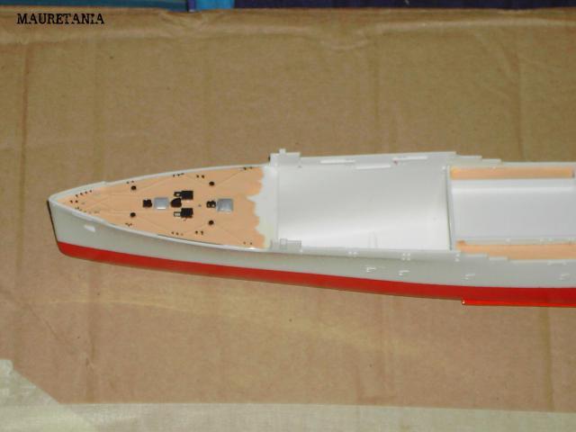 RMS Mauretania - airfix - 1/600   126611flotaison_peinte