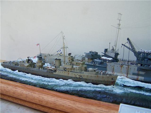 Hms Warspite par OrionV au 1/600 - airfix  126910Hms_Warspite_130