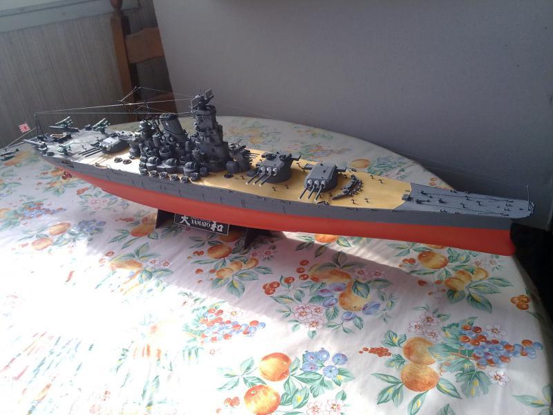 Cuirassé Yamato  13158816092010733