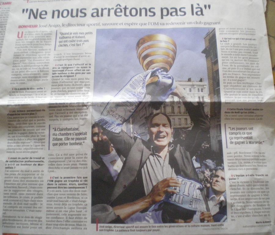 """LA CAVERNE DES TROPHEES DE L""""OM 134641IMGP1066"""