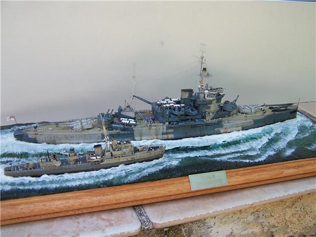 Hms Warspite par OrionV au 1/600 - airfix  156056Hms_Warspite_127