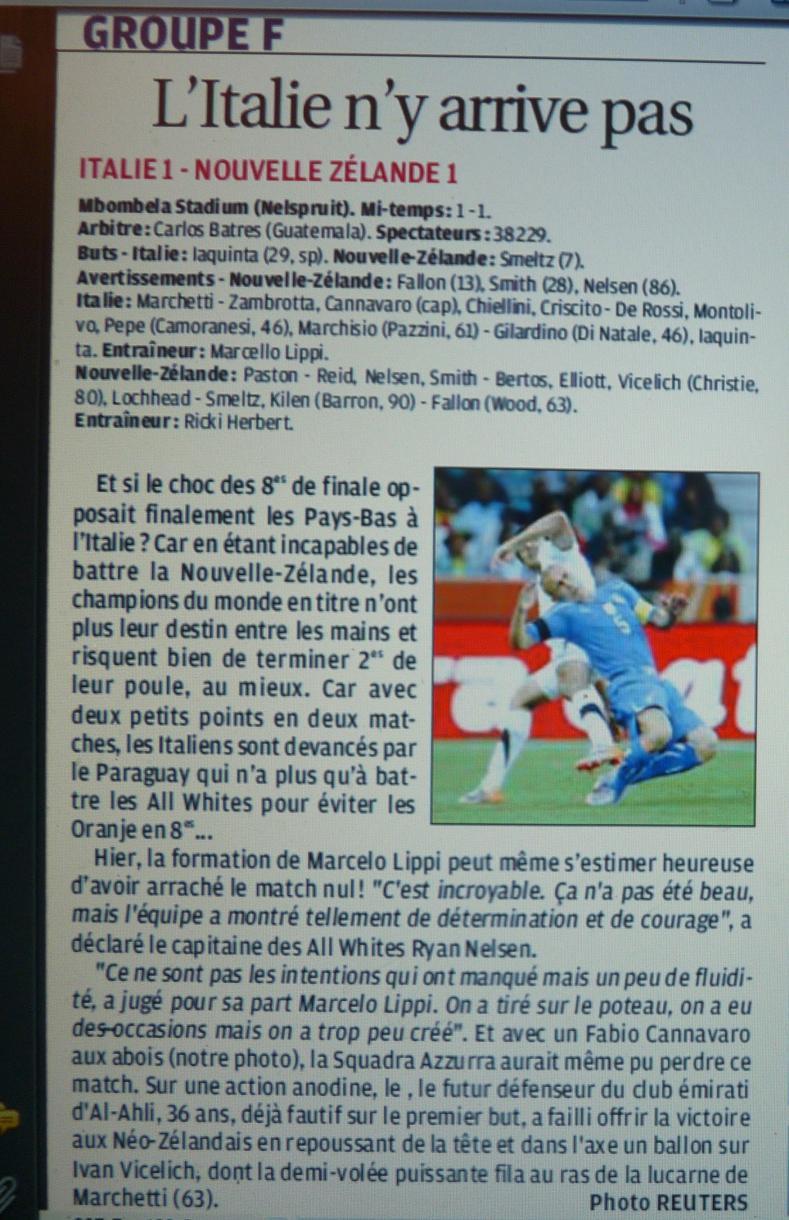 SQUADRA AZZZZZURA  ...ITALIA UN PARFUM DU SUD !!  - Page 2 167361P1090428