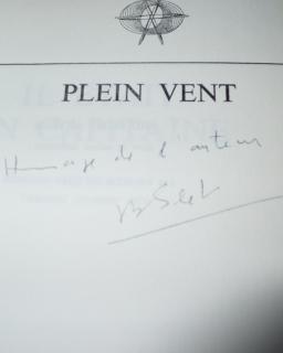 Vos dédicaces d'écrivains, de dessinateurs... 169210SOLET_DEDI
