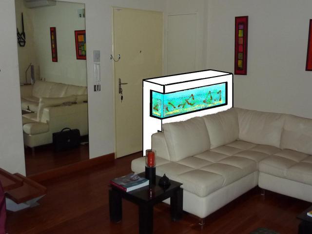 SUR MESURE: Démarrage bac encastré et son meuble. 169265INSERTION