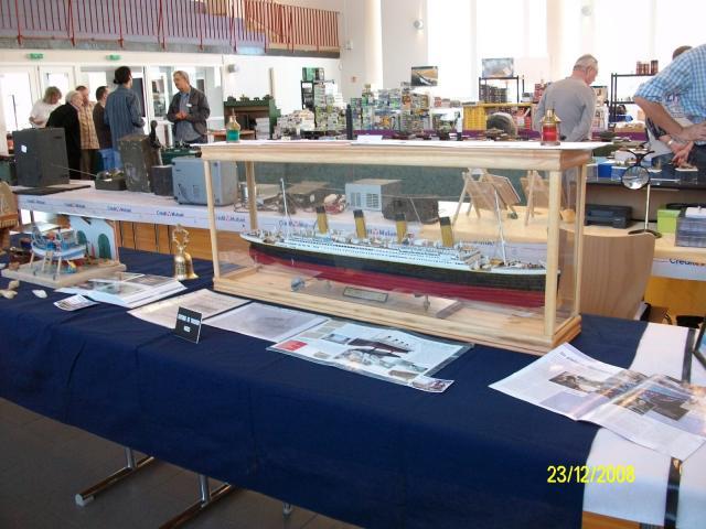 Construction  TITANIC 1/250 de Chez Amati - Page 6 169366IMGP0622