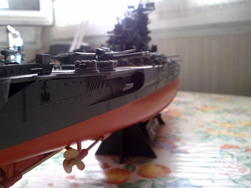 Cuirassé Yamato  17067816092010740