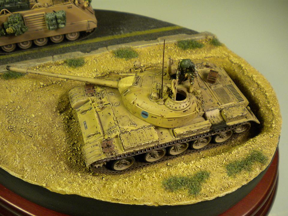 M113 A2 / Type 59 OIF 2003 - 1/72° 1801194