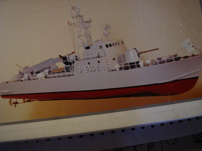 LA COMBATTANTE II VLC 1/40è  new maquettes 185311IMGP1406
