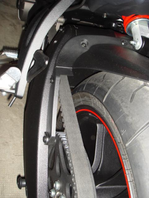 [LeCHRIS] - 1125 CR Full Power Noir Mat by PAROTECH...!!!... 190724DSC02606