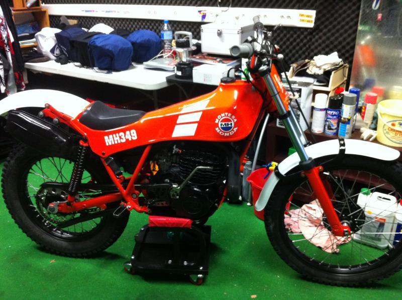 Vends Montesa MH 349 et Bultaco Lobito 196177IMG0175