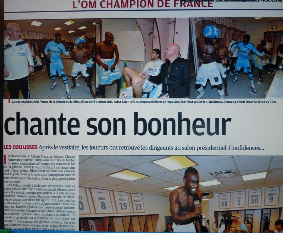 """LA CAVERNE DES TROPHEES DE L""""OM - Page 2 206466P1080552"""