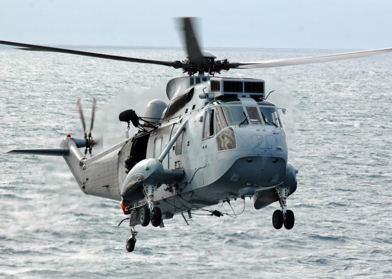 SIKORSKY S-61 SEA KING 211323Sea_King_Mk50_australien