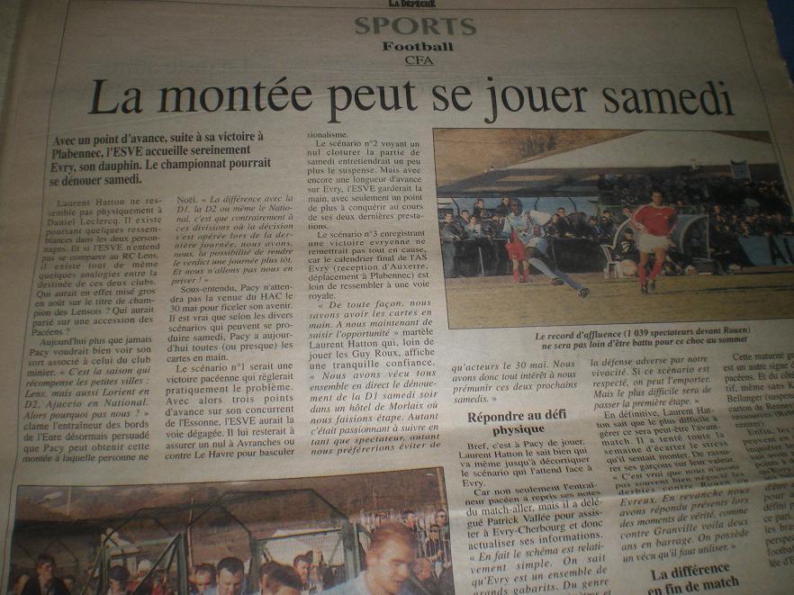 PACY SUR EURE: LE PARIS NORMAND AU COEUR SI TENDRE  215057IMGP1786