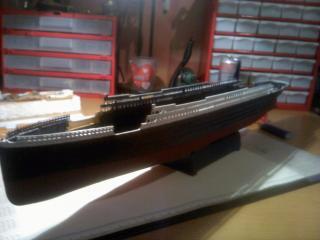 R.M.S Titanic Revell 1/400 221576PIC100312005