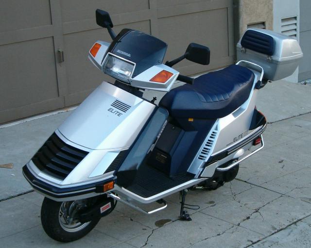 Honda elite 150 de 1985 222932elite150