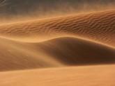 Le désert texturé