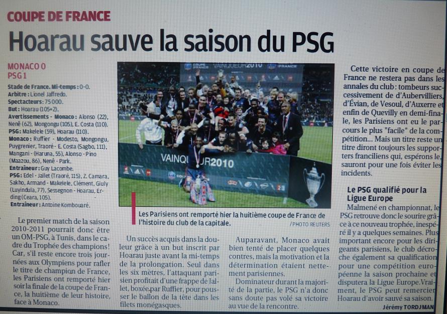 SPRINT FINAL   DE LA COUPE DE FRANCE - Page 2 259222P1080386