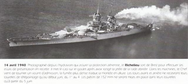 FRANCE CUIRASSES CLASSE RICHELIEU 271552Richelieu_essais