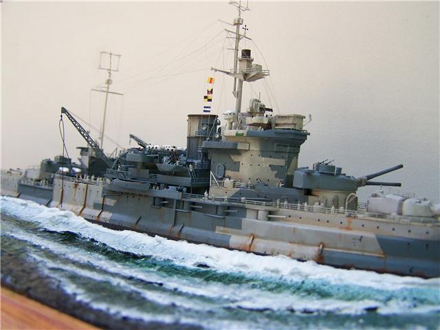 Hms Warspite par OrionV au 1/600 - airfix  277603Hms_Warspite_131