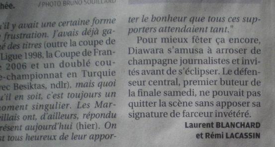 """LA CAVERNE DES TROPHEES DE L""""OM 285177IMGP1072"""